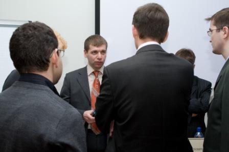 Андрей Нужин отвечает на вопросы юристов
