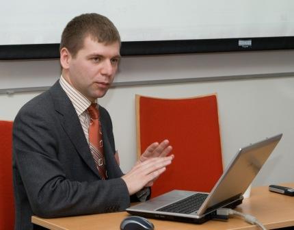 Выступление Андрея Нужина